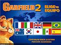 Garfield 2 flash hra online