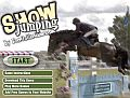 Show Jumping game online flash free