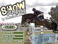 Show Jumping - koňská flash hra online