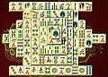 Mahjong Shanghai Miniclip - logická flash hra online