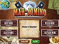Mah-Jomino - logická flash hra online