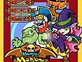 Monster Mahjong - logická flash hra online