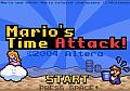 Mario´s Time Attack - Mario flash hra online