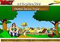 Asterix a zlatý srp - flash hra online