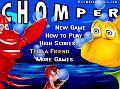 Chomper - flash hra online