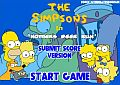 Homer´s Beer Run game online flash free