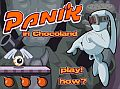 Panik in Chocoland - flash hra online