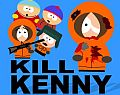 Kill Kenny - South Park flash hra online