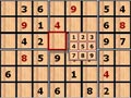 Sudoku - flash hra online
