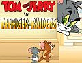 Tom and Jerry Refriger Raiders